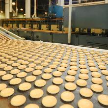 Drum Press in Food Production